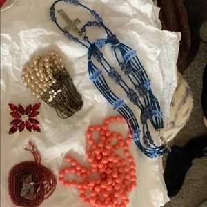 Free with purchase /Costume Jewelry Bundle